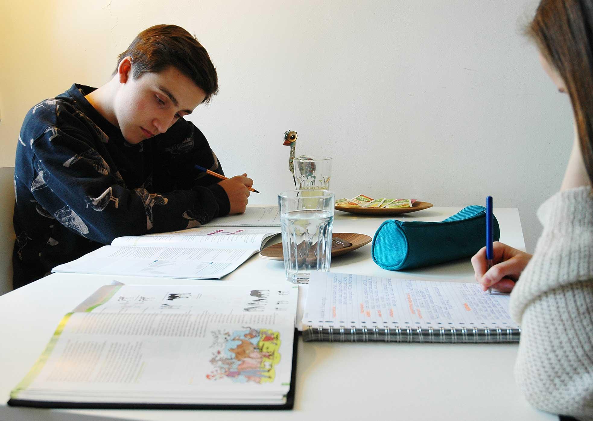 Huiswerkbegeleiding Amsterdam bij DOpp Amsterdam
